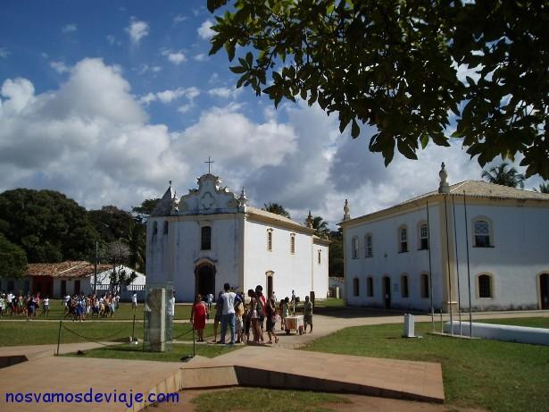 monumentos de Porto Seguro
