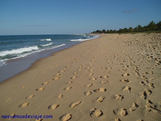 Playa de Salvador de Bahía