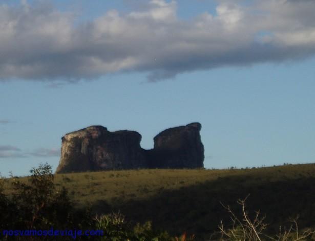 Cerro como camello