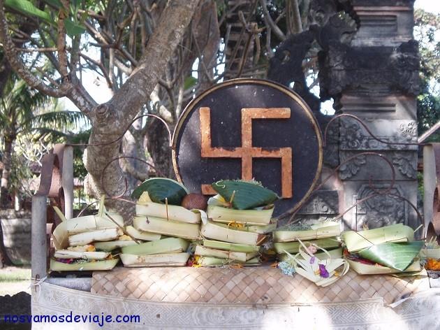 Templete en Kuta
