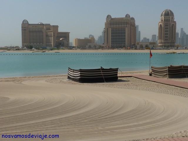 Playa de Katara