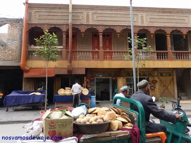 Ciudad de Kashgar