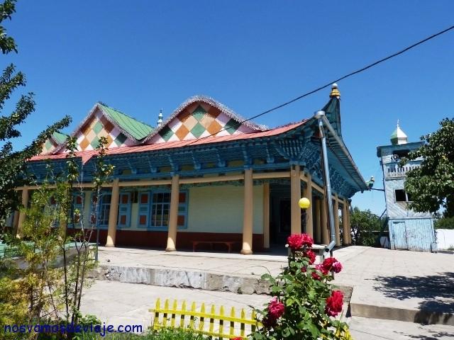 Mezquita Dungan Karakol
