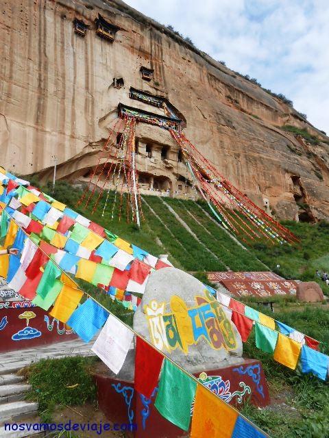 Cuevas budistas de Mati Si.