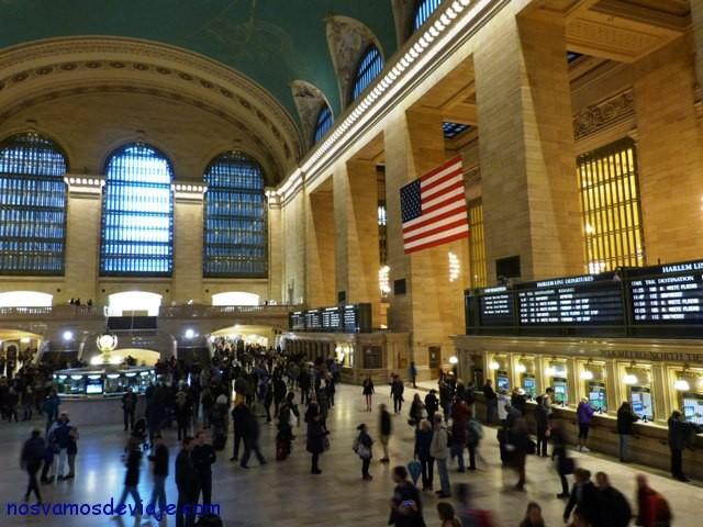Interior de Grand Central