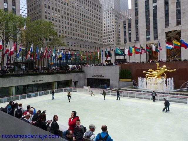 Pista de Rockefeller Center