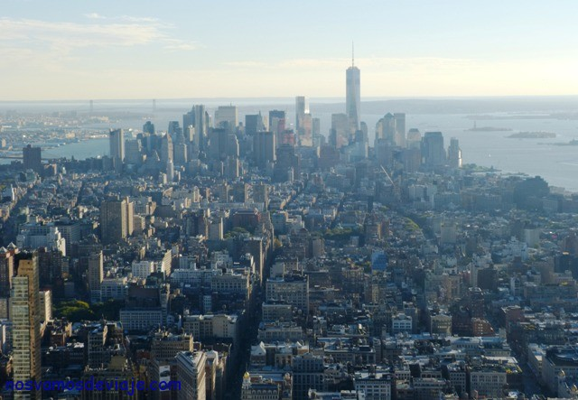 Vista desde Empire State