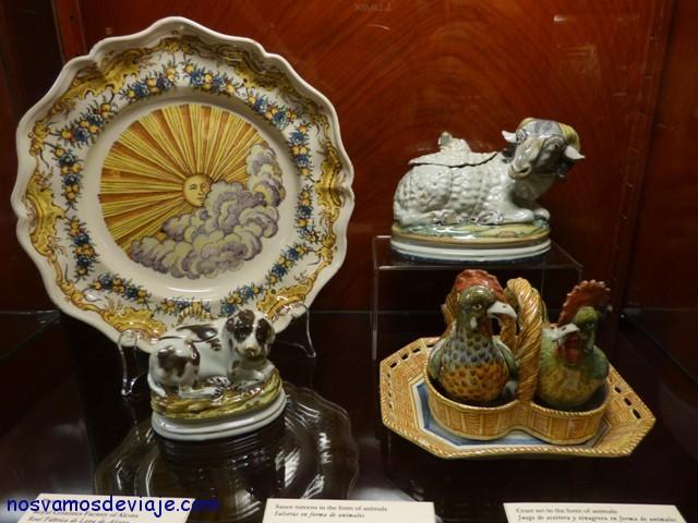 ceramica sociedad hispana NY