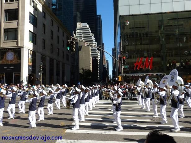 Desfile de la Hispanidad 2014
