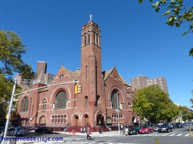 Iglesia de Harlem