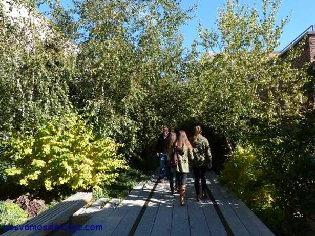 Parque de la High Line