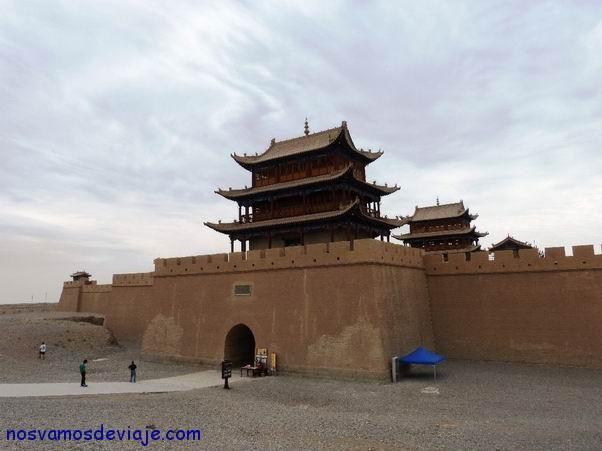 Fuerte de Jiayuguan