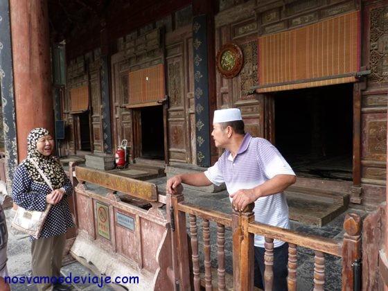Gran mezquita Xian