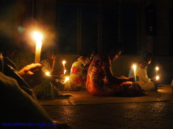 Jueves santo en Fiji