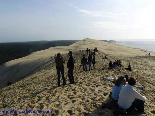 La duna de Pyla