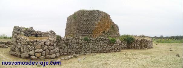 Nuraghe de Lossa