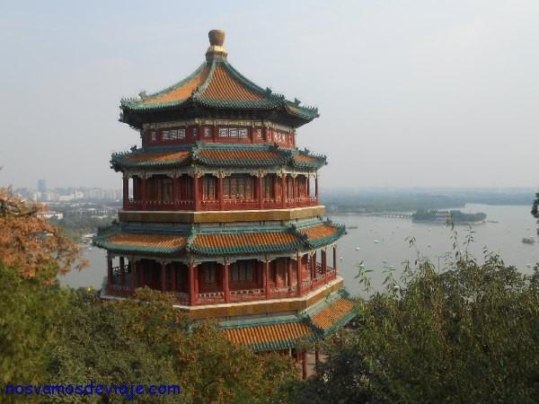 Pagoda del palacio de verano