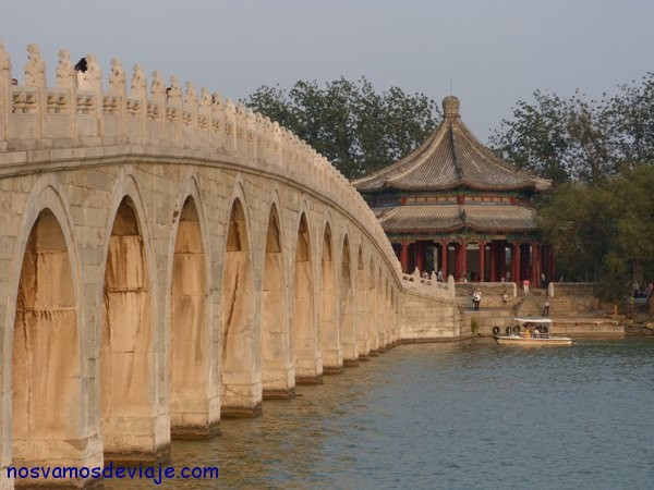 Puente del palacio de verano