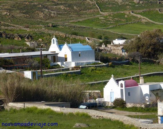 Ermitas de Mykonos