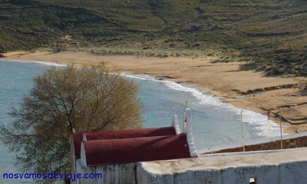Playa Agios Sostis