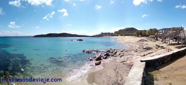 Playa de Paraga