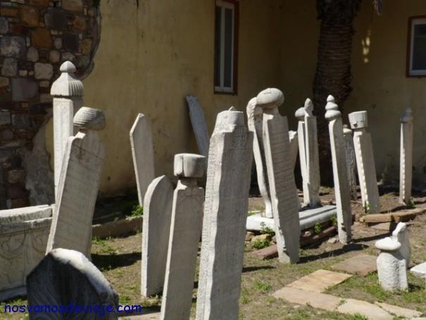 Cementerio turco en Kastro