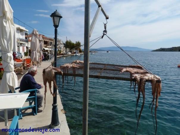 Langada en Chios