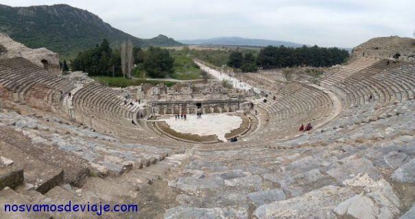 gran teatro Efeso