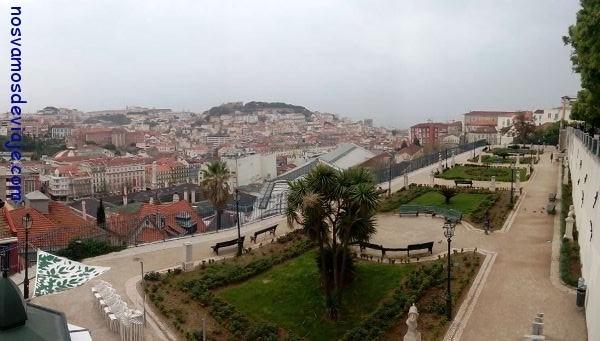 Jardin y mirador de San Pedro de Alcantara