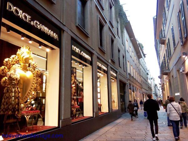 Via della Spiga Milan