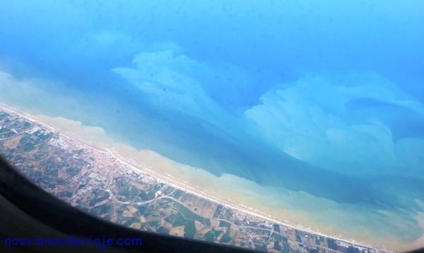 nubes del Adriatico