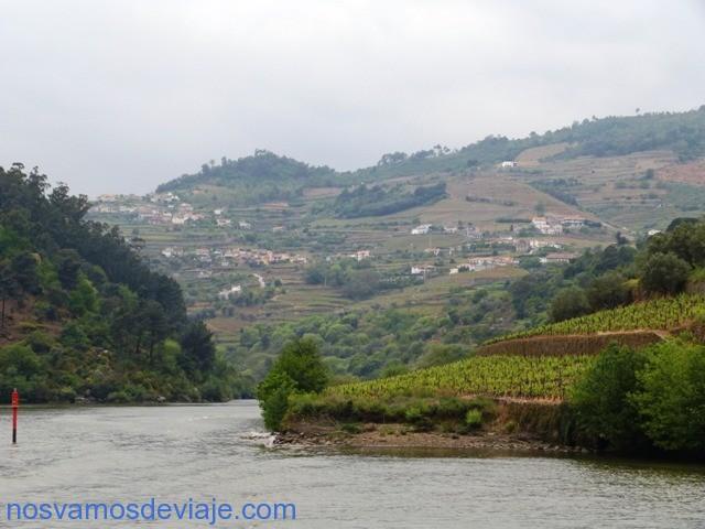Estrechos en el Duero