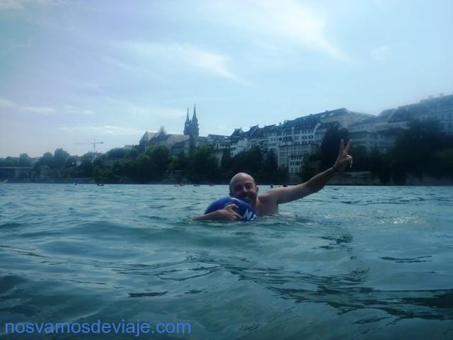 Descendiendo el Rin