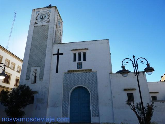 Iglesia del Pilar Larache