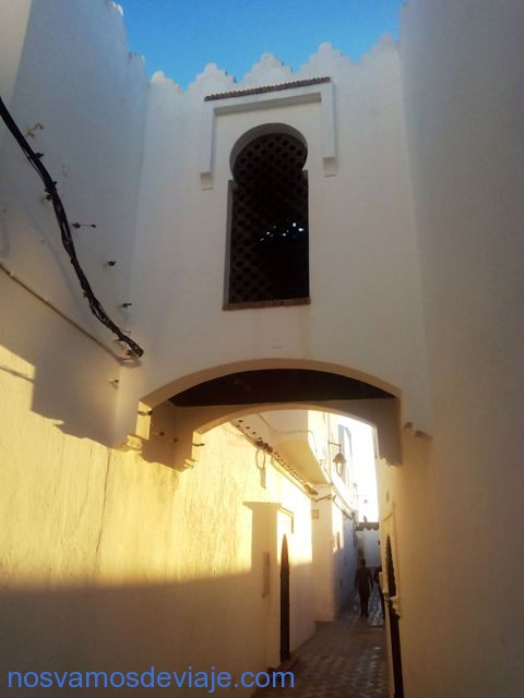 callejones de Arcila