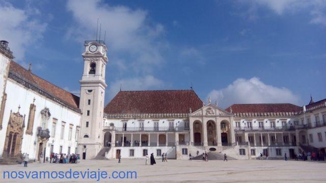Patio de las escuelas Coimbra