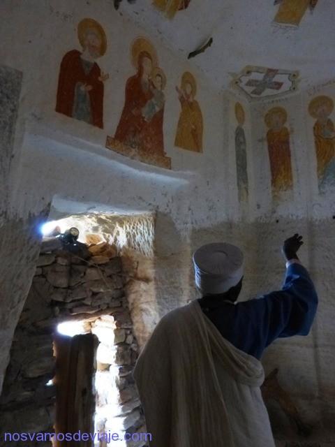 Interior de Daniel Korkor