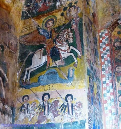 San Jorge en Abraha we Atsbeha