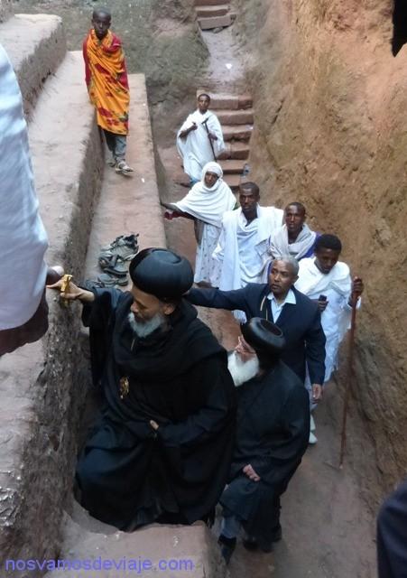 El patriarca Abune Matias