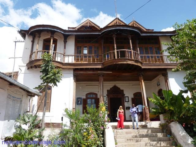 Casa rica Harar