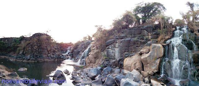 cascadas Awash
