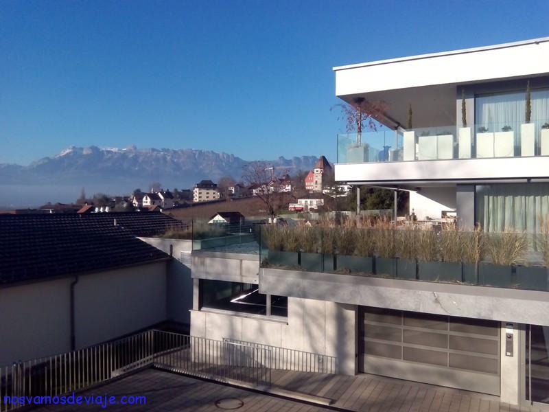 vivienda Vaduz