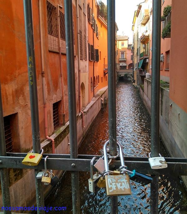Canales de Bolonia