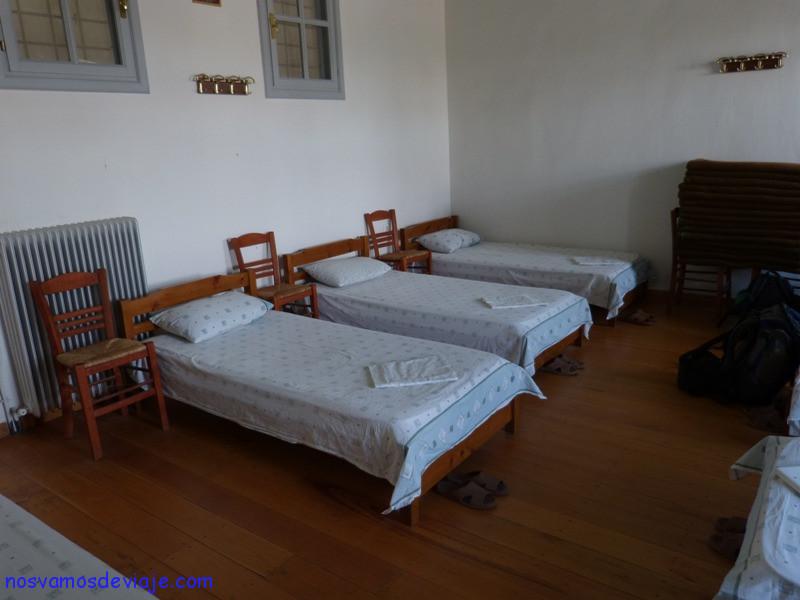 Alojamiento en Lavra