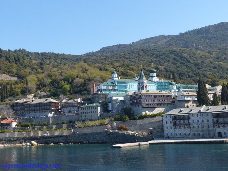 Monasterio Panteleimona