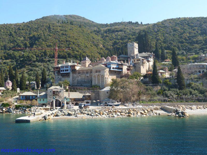 Monasterio de Diochiariou