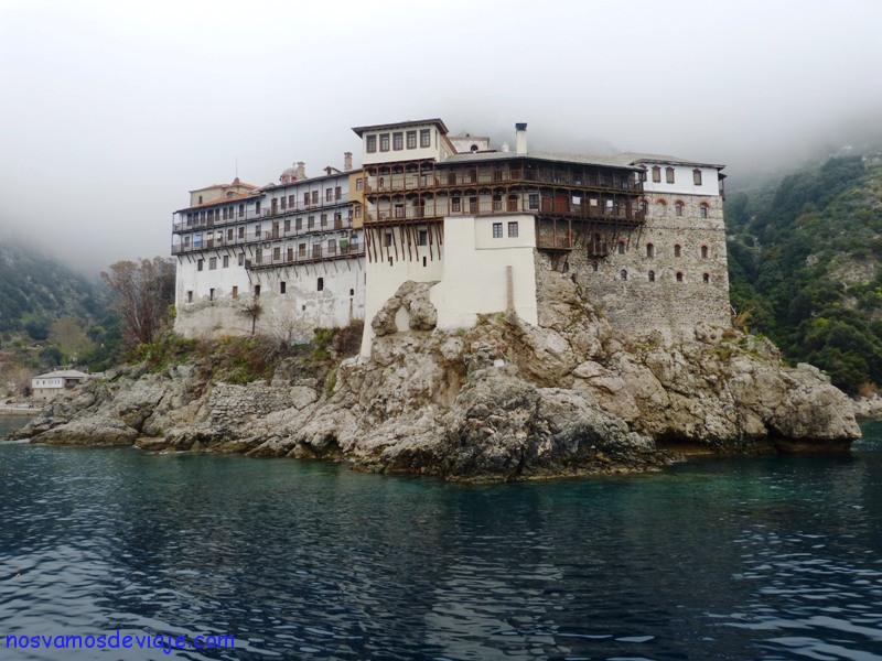 Monasterio de Grigoriou