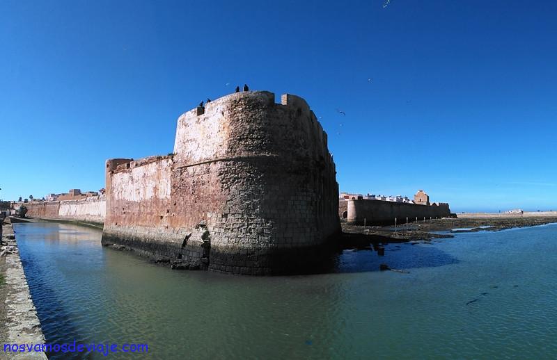 Antigua muralla de Mazagan