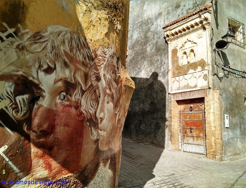 murales de Azzemour
