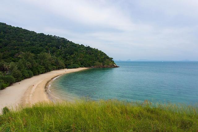 Playa de Koh-lanta